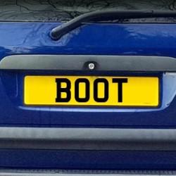 FAKE Boot