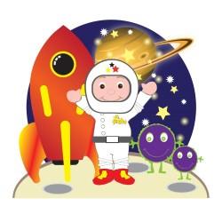 FAKE Jo Space Outer Jo Jingles – Visits