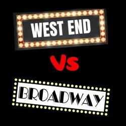 FAKE Broadway vs End West