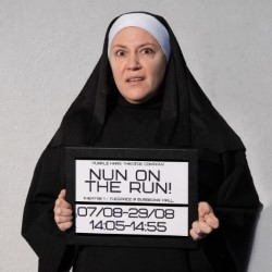 FAKE on Run! Nun the