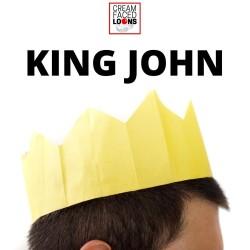 FAKE King John