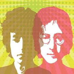 FAKE John: and When Met Lennon Dylan Songs Judas of